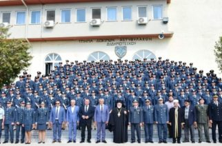 Ορκίστηκαν οι νέοι Αστυφύλακες της Σχολής Δοκίμων Αστυφυλάκων Διδυμοτείχου (φωτορεπορτάζ)