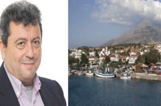 Σαμοθράκη: Επιστολή του δημάρχου Νίκου Γαλατούμου σε Πρωθυπουργό, υπουργούς για λύση στο μεταφορικό ισοδύναμο