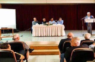 Κελέτσης:«Ένα έργο ουσίας για τους αγρότες μας στον κάμπο του Τυχερού»