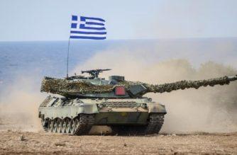 """Σαμοθράκη: Εντυπωσιακή η στρατιωτική άσκηση """"Παρμενίων 2019"""" που πραγματοποιήθηκε στο νησί (ΒΙΝΤΕΟ+φωτό)"""