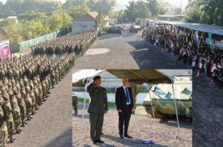 Σουφλί: Πραγματοποιήθηκε η ορκωμοσία των νεοσύλλεκτων στην 50η Ταξιαρχία