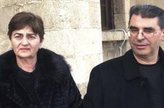 Διδυμότειχο: Τους εκπαιδευτικούς γονείς της δολοφονημένης φοιτήτριας Ελένης Τοπαλούδη, επισκέφθηκε η υφυπουργός Παιδείας Σοφία Ζαχαράκη