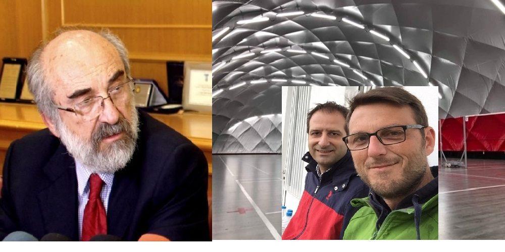 Σύλλογος Εργαζομένων δήμου Αλεξανδρούπολης: Αποκλειστική ευθύνη της απερχόμενης δημοτικής αρχής Λαμπάκη το πρόβλημα του αθλητικού μπαλονιού!!!