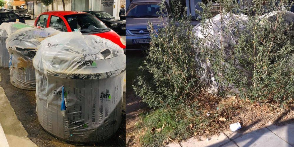 Αλεξανδρούπολη: Επανεξετάζει τους ημιυπόγειους κάδους η δημοτική αρχή – Μυτιληνός: Να τοποθετηθούν στα χωριά