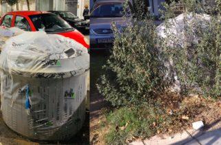 Αλεξανδρούπολη: Επανεξετάζει τους ημιυπαίθριους κάδους η δημοτική αρχή – Μυτιληνός: Να τοποθετηθούν στα χωριά
