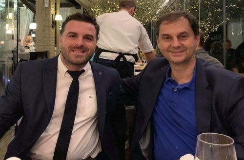 Στην Σαμοθράκη σήμερα για σειρά συναντήσεων ο υπουργός Τουρισμού Χάρης Θεοχάρης και αύριο Κομοτηνή