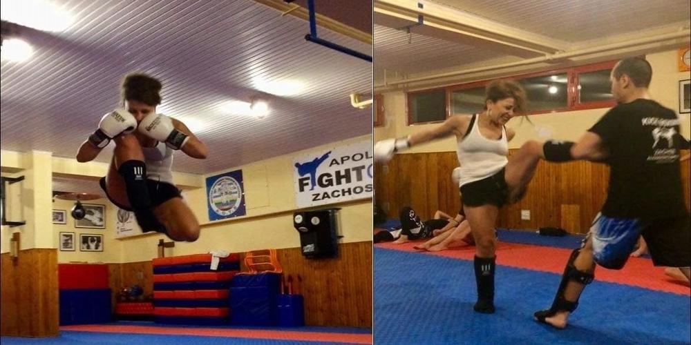 """Γνωστή δικηγόρος της Αλεξανδρούπολης, """"ξάπλωσε"""" με Kick Boxing κακοποιό στο Παρίσι"""