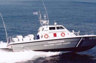 Σαμοθράκη: Διακομιδή 9χρονης ασθενούς με σκάφος του Λιμενικού στην Αλεξανδρούπολη