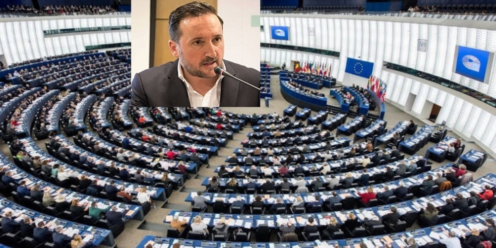 Κεντρικός ομιλητής στο Ευρωκοινοβούλιο για το θέμα του χρυσού ο δήμαρχος Αλεξανδρούπολης Γιάννης Ζαμπούκης
