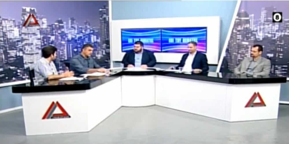 Βαταμίδης: Δεν φταίω εγώ, αλλά οι υπηρεσίες και η Πολεοδομία του δήμου για το αθλητικό μπαλόνι (ΒΙΝΤΕΟ)