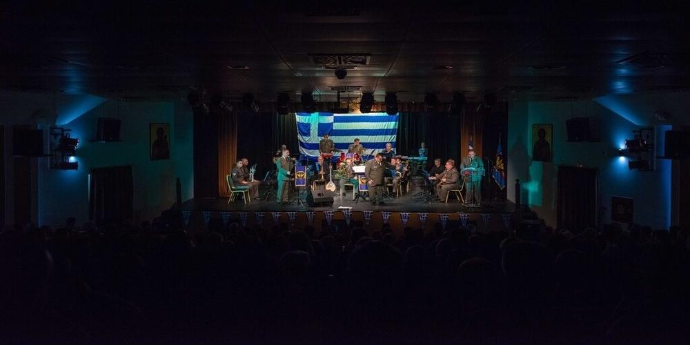 Αλεξανδρούπολη: Επετειακή συναυλία για την 28η Οκτωβρίου από την Στρατιωτική μουσική της ΧΙΙ Μεραρχίας