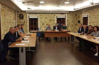 Στην Σαμοθράκη συνεδρίασε η διοίκηση του Επιμελητηρίου Έβρου αποφασίζοντας μέτρα για τους πληγέντες επαγγελματίες
