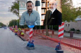 """Αλεξανδρούπολη: Συνεχίζει το """"έγκλημα"""" Λαμπάκη με τον ποδηλατόδρομο στην παραλιακή, η δημοτική αρχή Ζαμπούκη"""