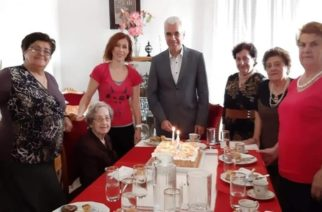 Γιόρτασε τα 99α γενέθλια της η… ευεργέτης του Σουφλίου, που χάρισε την προσωπική της περιουσία