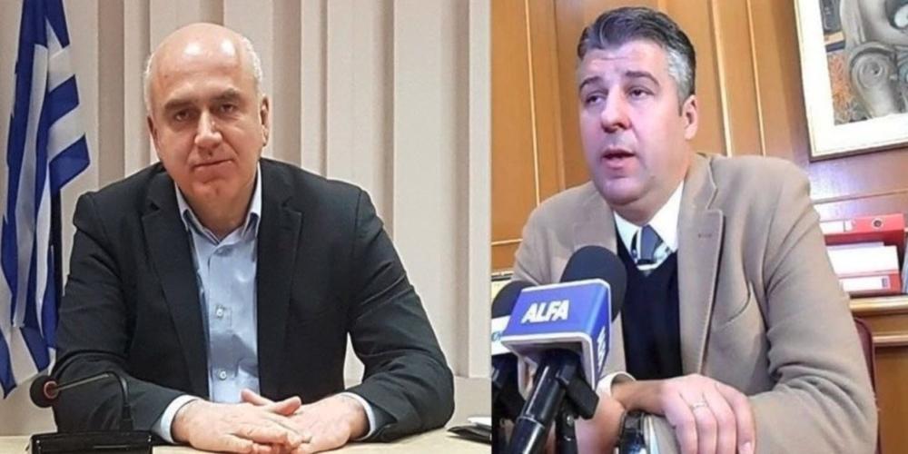 Νέα αντιπαράθεση Μέτιου-Τοψίδη αναμένεται αύριο στο έκτακτο περιφερειακό συμβούλιο που ζήτησε η αντιπολίτευση