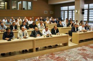 Διπλή γκάφα απ' την παράταξη Τοψίδη στο χθεσινό περιφερειακό συμβούλιο, όπου πήγε εντελώς απροετοίμαστη