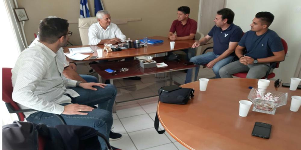 Συναντήσεις των Αστυνομικών Αλεξανδρούπολης με τους βουλευτές Έβρου Δημοσχάκη και Κελέτση