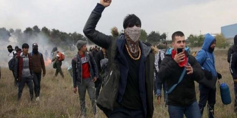 Έβρος: Αγριεύουν τα πράγματα – Επιθέσεις λαθρομεταναστών σε κυνηγούς, κρατώντας παλούκια και τσεκούρια