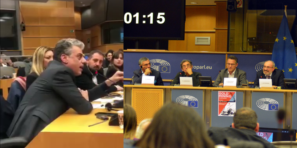 Ποιός Γεωργούλης; Ο Βασίλης Μαυρίδης… τρέλλανε τους μεταφραστές του Ευρωκοινοβουλίου με την ομιλία του (ΒΙΝΤΕΟ)