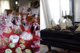 Το Χριστουγεννιάτικο BAZAAR διοργανώνει και αύριο ο Σύλλογος Κυριών και Δεσποινίδων Αλεξανδρούπολης