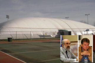 Αλεξανδρούπολη: Κοινή γραμμή Λαμπάκη, Μυτιληνού, Μιχαηλίδη στο δημοτικό συμβούλιο στο θέμα του αθλητικού μπαλονιού