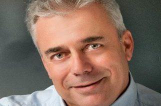 Ο Εβρίτης δημοτικός σύμβουλος της Αθήνας Νίκος Βαφειάδης, υποψήφιος για το Δ.Σ της ΚΕΔΕ