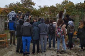 Κατάληψη μαθητών στο Γυμνάσιο-Λύκειο Μεταξάδων Διδυμοτείχου λόγω έλλειψης καθηγητών