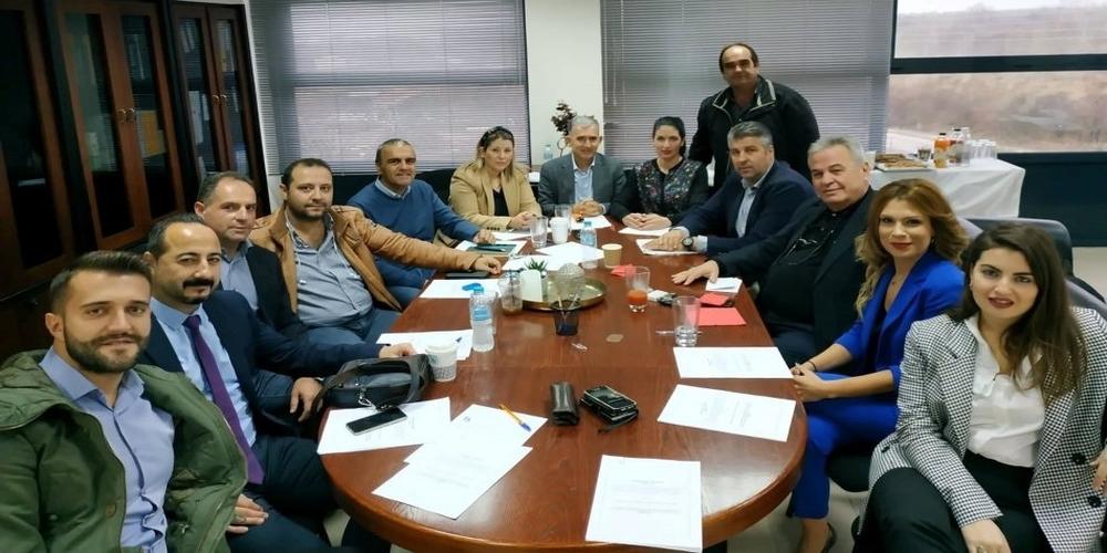 Με τρεις Εβρίτες και… άρωμα γυναίκας το νέο Διοικητικό Συμβούλιο της ΔΕΣΜ-ΟΣ ΑΜΘ