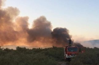 Έβρος: Μικρή αύξηση πυρκαγιών φέτος, αλλά μεγάλη αποτελεσματικότητα απ' την Πυροσβεστική στις κατασβέσεις τους
