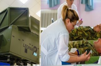Αλεξανδρούπολη: Εμπειρία συστημάτων εξομείωσης αρμάτων προσφέρει στους πολίτες η ΧΙΙ Μεραρχία την Ημέρα Ενόπλων Δυνάμεων
