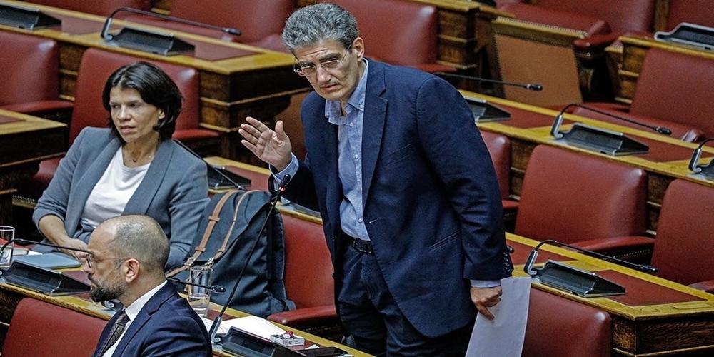 Το τερμάτισαν οι Συριζαίοι: Ο βουλευτής Γιαννούλης ζήτησε τιμωρία όσων ψήνουν χοιρινό δίπλα σε δομές λαθρομεταναστών