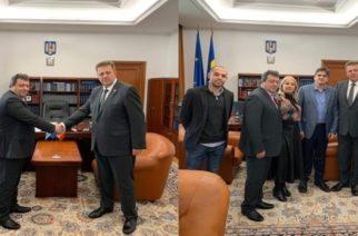 Σαμοθράκη: Σημαντικά τουριστικά αποτελέσματα απέφερε το ταξίδι του δημάρχου Νίκου Γαλατούμου στην Ρουμανία