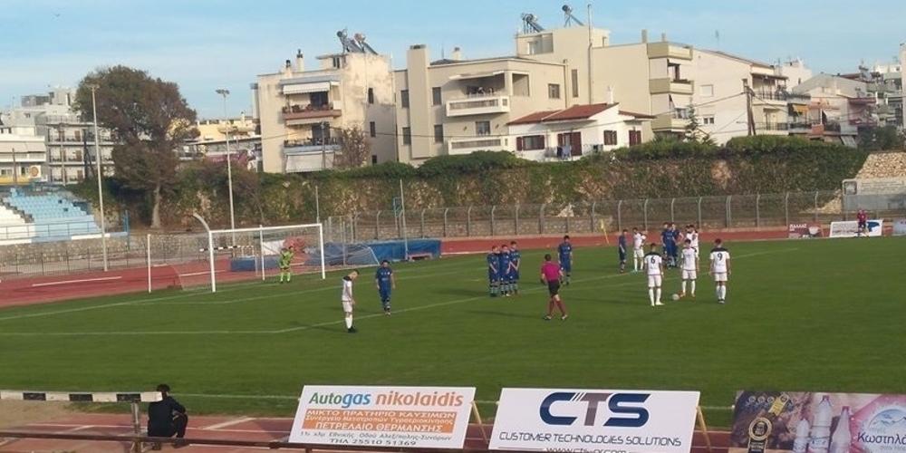 Νέα νίκη και ανοδική πορεία για την Ένωση Αλεξανδρούπολης 2-0 τον Ηρακλή Ζυγού