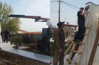 Ορεστιάδα: Ολοκληρώθηκε το Μνημείο Γενοκτονίας του Ποντιακού Ελληνισμού