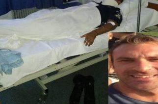 Θρακιώτης διαιτητής είναι ο αστυνομικός που μαχαίρωσε λαθρομετανάστης στην Κομοτηνή και νοσηλεύεται στο Νοσοκομείο