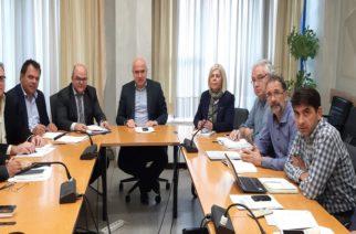 Την επιτάχυνση υλοποίησης του έργου Φυσικού Αερίου συζήτησαν Περιφερειάρχης ΑΜΘ και Διευθύνων Σύμβουλος της ΔΕΔΑ