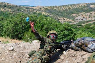 Αλεξανδρούπολη: Βολές Χειροβομβίδας και Οπλοβομβίδας από τα Τάγματα Εθνοφυλακής της ΧΙΙ Μεραρχίας