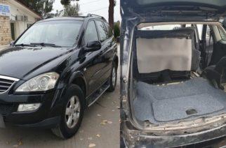Έβρος: Συλλήψεις 5 διακινητών λαθρομεταναστών, με καταδίωξη μέσα στην πόλη και τρακάρισμα