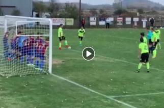 Διδυμότειχο: Στήθηκαν όλοι μπροστά στο τέρμα, αλλά το… γκολ δεν το απέφυγαν (video)