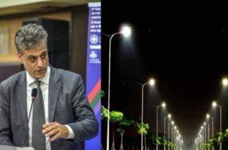 """Ορεστιάδα: """"Έφαγε"""" η… μαρμάγκα το έργο του ηλεκτροφωτισμού, που έφερε αλλά """"εξαφάνισε"""" μετά ο Βασίλης Μαυρίδης"""