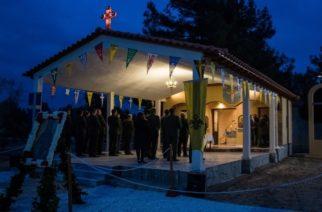 Αλεξανδρούπολη: Η ΧΙΙ Μεραρχία γιορτάζει την Προστάτιδα του Πυροβολικού Αγία Βαρβάρα