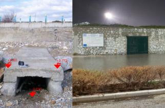 Αλεξανδρούπολη: Αυτός ο αγωγός ομβρύων ευθύνεται που πλημμύρισε ο παραλιακός δρόμος