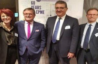 Ο Πρόεδρος του Ιατρικού Συλλόγου Έβρου στην Ευρωπαϊκή Ημέρα Ευαισθητοποίησης για Ορθολογική Χρήση των Αντιβιοτικών