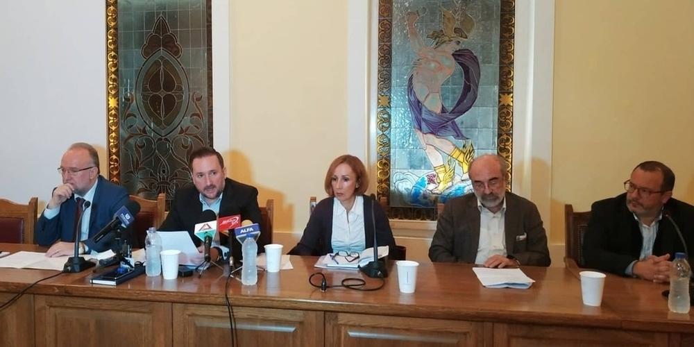 «Όχι στον Χρυσό» είπαν οι δήμαρχοι της Θράκης σε συνέντευξη Τύπου