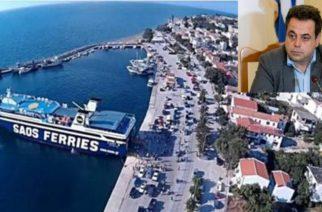 Δικαίωσε με δηλώσεις του τις θέσεις Μανούση-SAOS Ferries ο πρώην Aναπληρωτής υπουργός Νεκτάριος Σαντορινιός