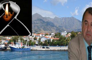 """Θλίψη και πένθος στην Σαμοθράκη: """"Έφυγε"""" ο πρώην δήμαρχος Γιώργος Χανός"""