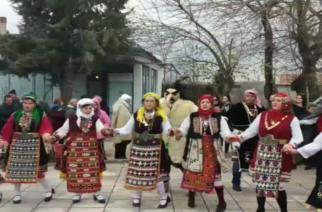 Ο ΜΠΑΜΠΟΥΣΙΑΡΟΣ αναβίωσε και φέτος με επιτυχία στο Ρήγιο Διδυμοτείχου (Video)