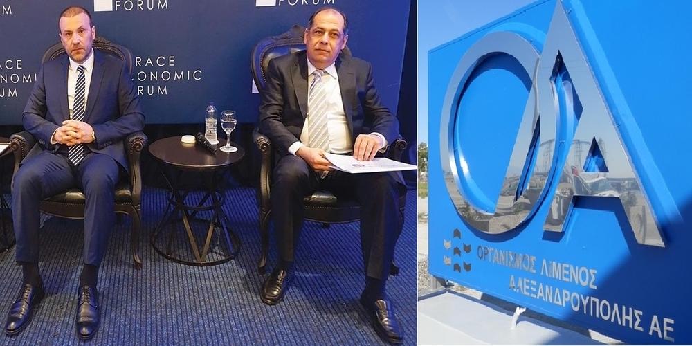 «Τρέχει» τα έργα υποδομής η διοίκηση του Οργανισμού Λιμένος Αλεξανδρούπολης