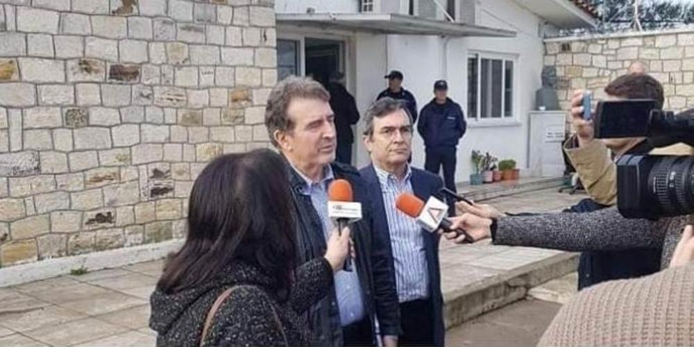 """Χρυσοχοίδης από Ορεστιάδα: """"Στις 15 Δεκεμβρίου ο διαγωνισμός πρόσληψης 400 συνοριοφυλάκων"""" – Πριμοδότηση για τους Εβρίτες"""