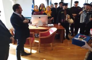 Τα… άκουσε από πολλούς ο δήμαρχος Αλεξανδρούπολης Γιάννης Ζαμπούκης (ΒΙΝΤΕΟ)